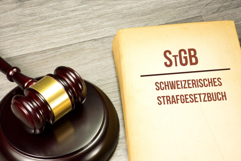 Symbolbild Schweizerisches Strafgesetzbuch